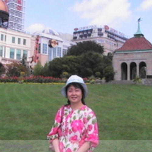Canadian Nanny Provider Linda L's Profile Picture