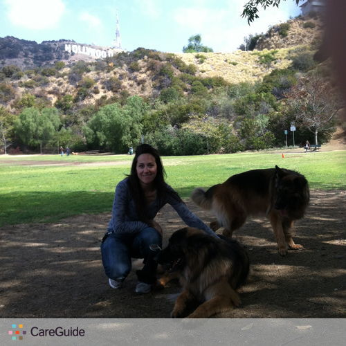 Pet Care Provider Taryn Napolitano's Profile Picture