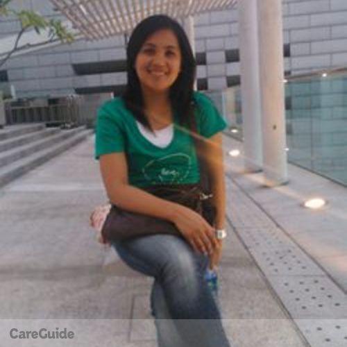 Canadian Nanny Provider Eunor A's Profile Picture