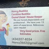 Seeking Housekeeping Job