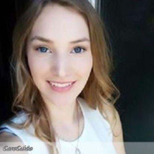 Pet Care Provider Jessica F's Profile Picture