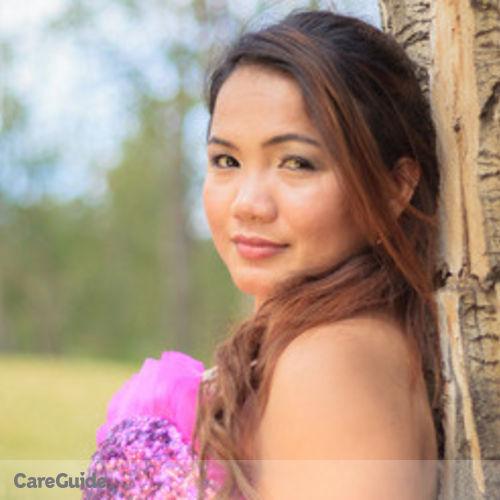 Canadian Nanny Provider Shiela Lynn's Profile Picture