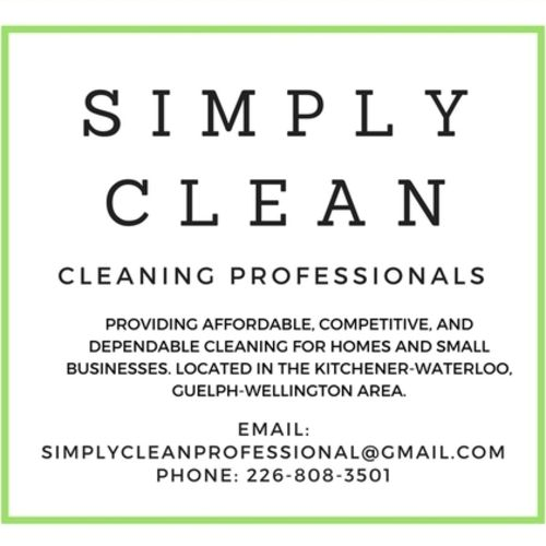 Housekeeper Provider Simply Clean's Profile Picture