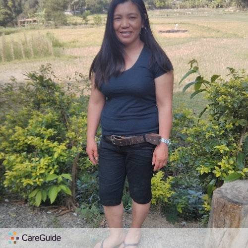 Child Care Provider Sherry Apolinar's Profile Picture