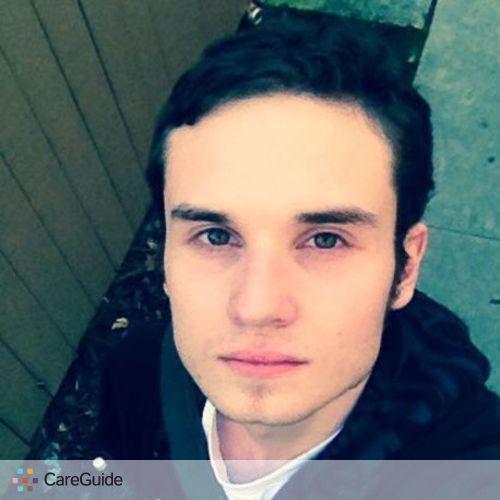 Child Care Provider Jonathan Baker's Profile Picture
