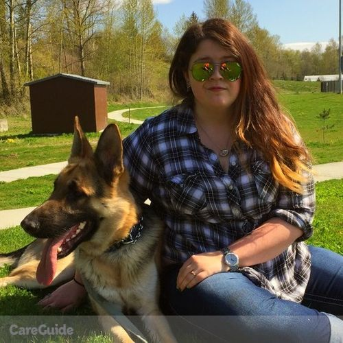 Pet Care Provider Amber Burghardt's Profile Picture