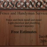 Toscano's Fence and Handyman Service