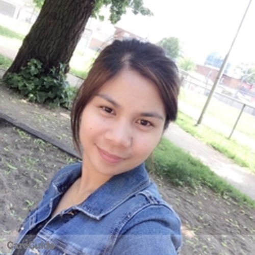 Canadian Nanny Provider Anabel Calaramo's Profile Picture