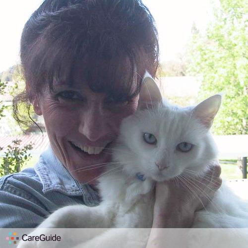 Pet Care Provider Maria Whitworth's Profile Picture