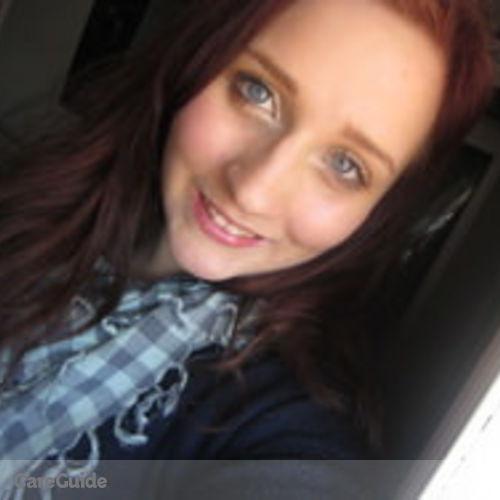 Canadian Nanny Provider Christina Rains's Profile Picture