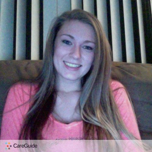 Child Care Provider Ashley Cahill's Profile Picture