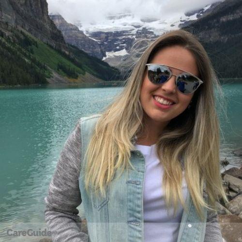 Canadian Nanny Provider Raquel Z's Profile Picture