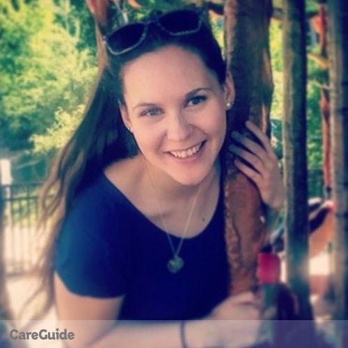 Canadian Nanny Provider Erinn T's Profile Picture