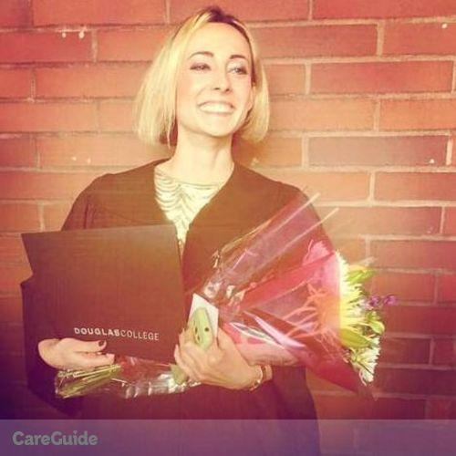 Canadian Nanny Provider Luba G's Profile Picture