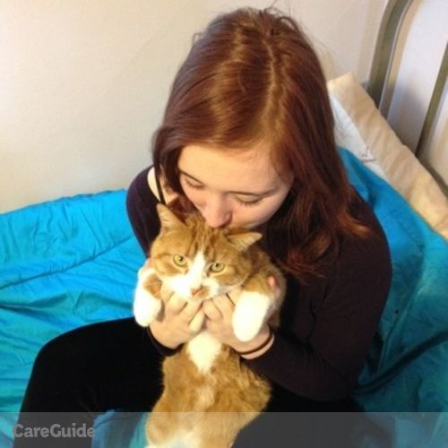 Pet Care Provider Gabrielle Mountenay's Profile Picture