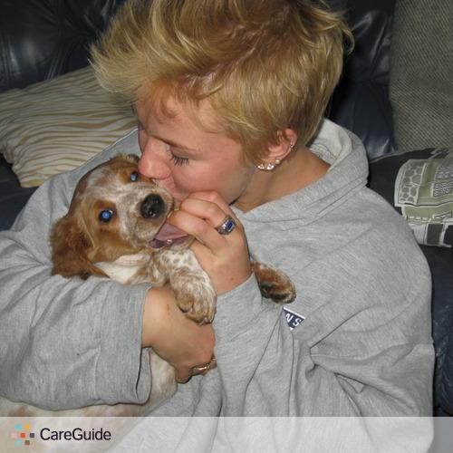 Pet Care Provider Suvi P's Profile Picture