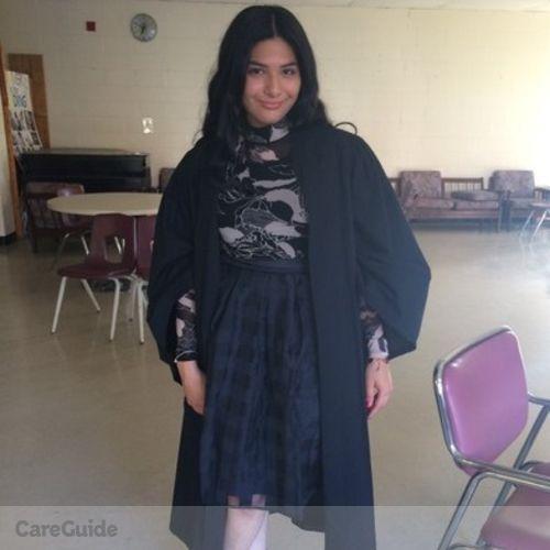 Canadian Nanny Provider Shahla F's Profile Picture