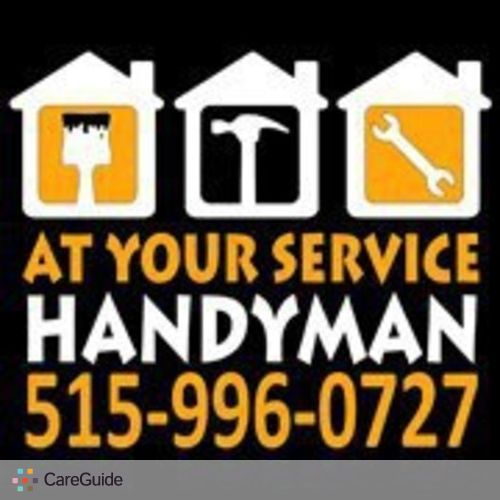 Handyman Provider Anthony S's Profile Picture