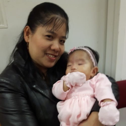 Canadian Nanny Provider Marife N's Profile Picture