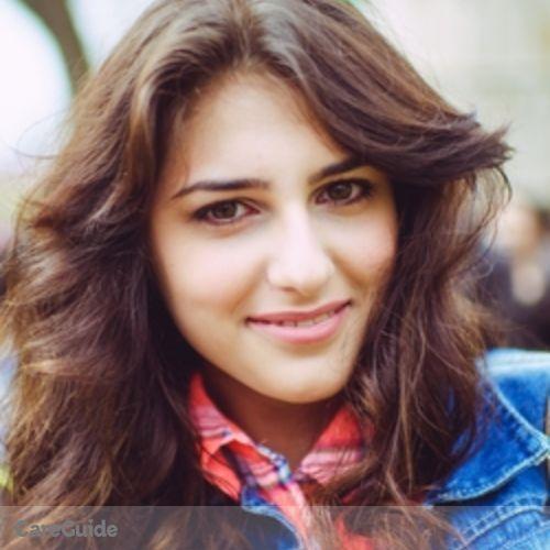 Canadian Nanny Provider Alina Mirzoyan's Profile Picture