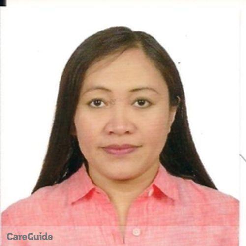 Canadian Nanny Provider Jocelyn G's Profile Picture