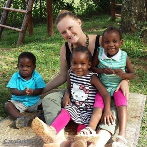 Canadian Nanny Provider Jenna S's Profile Picture