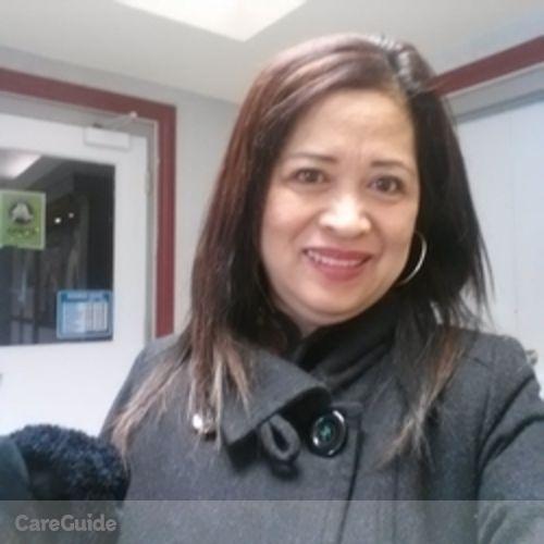 Canadian Nanny Provider Estela Narzoles's Profile Picture