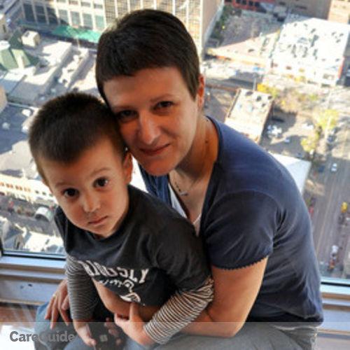 Canadian Nanny Provider Ana Ristovic's Profile Picture