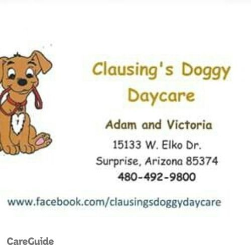 Pet Care Provider Victoria Clausing's Profile Picture