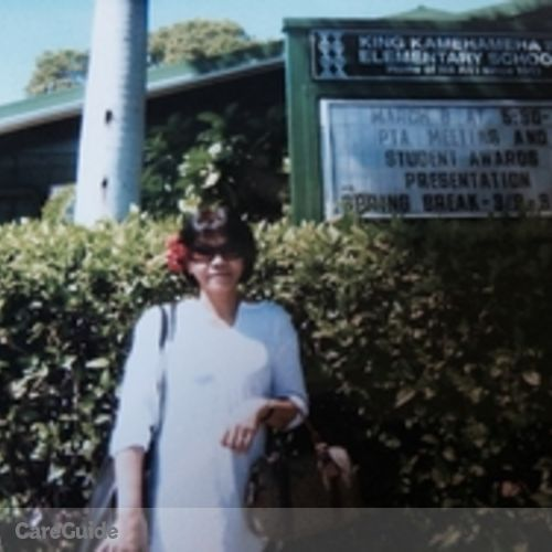 Canadian Nanny Provider Elizabeth Wegrzyn's Profile Picture