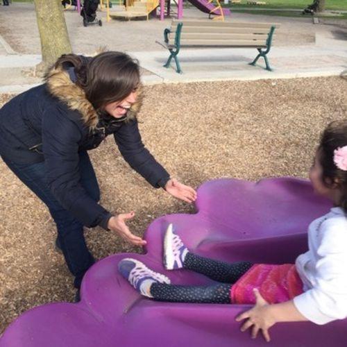 Child Care Provider Adriana G's Profile Picture
