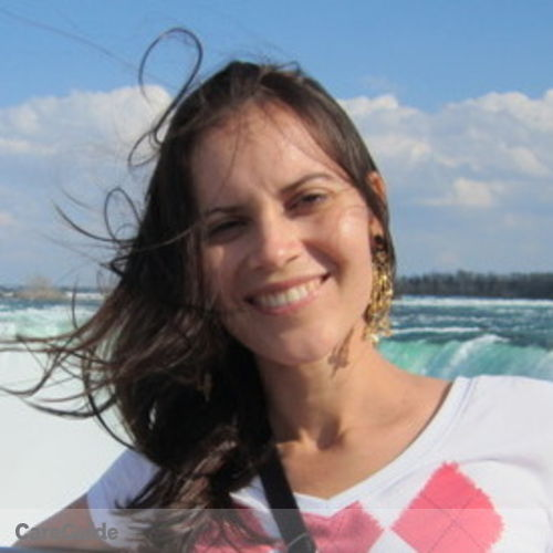Canadian Nanny Provider Maria Campos's Profile Picture