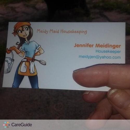 Housekeeper Provider Jen Meidinger's Profile Picture