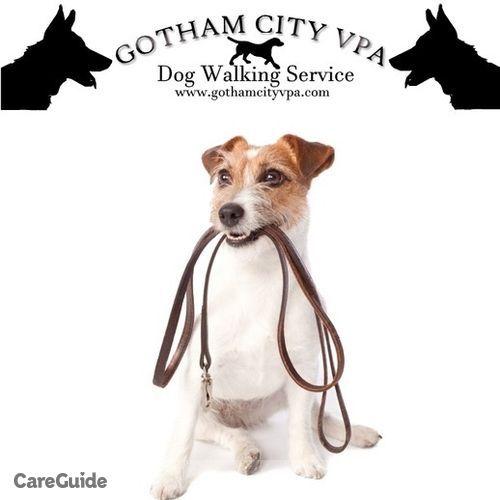 Pet Care Provider Carmelo O's Profile Picture