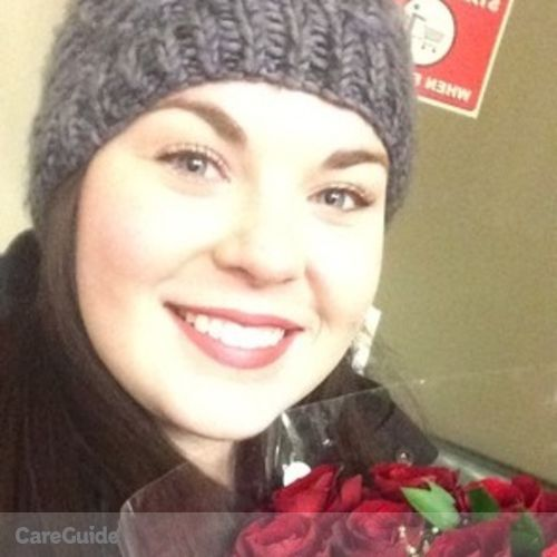 Canadian Nanny Provider Shannon McSorley's Profile Picture