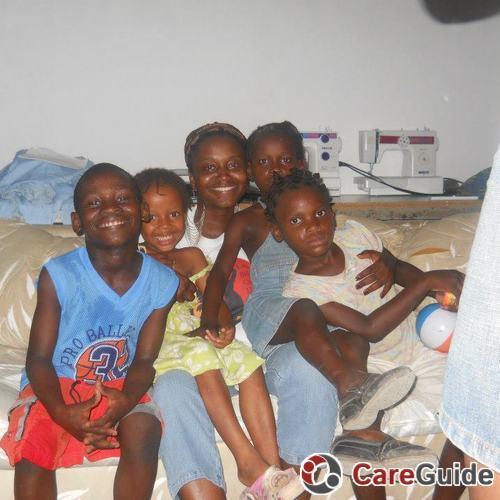 Child Care Provider Michaelle Etienne's Profile Picture