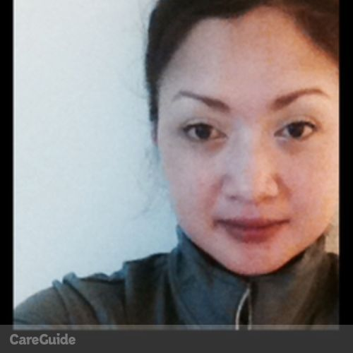 Canadian Nanny Provider Jenelyn Ganseco's Profile Picture