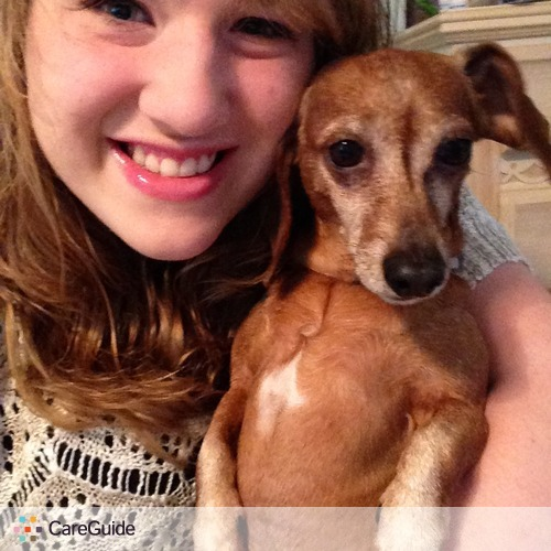Pet Care Provider Chelsea Dillon's Profile Picture