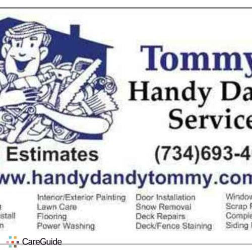 Handyman Provider Tommy Mills's Profile Picture