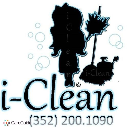 Housekeeper Provider I-Clean Services's Profile Picture