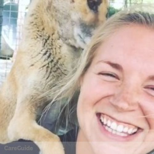 Pet Care Provider Marissa Morley's Profile Picture