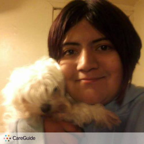 Pet Care Provider Maria V's Profile Picture