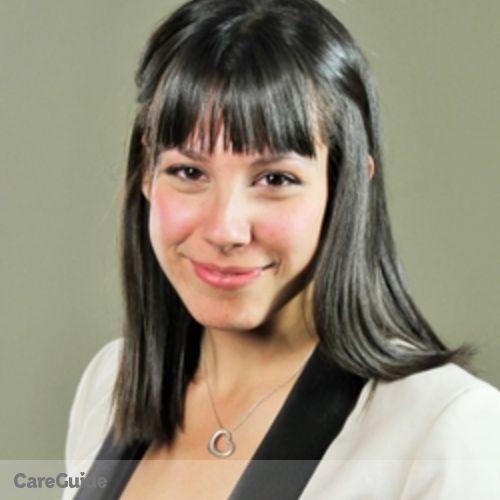Canadian Nanny Provider Eropa Stein's Profile Picture