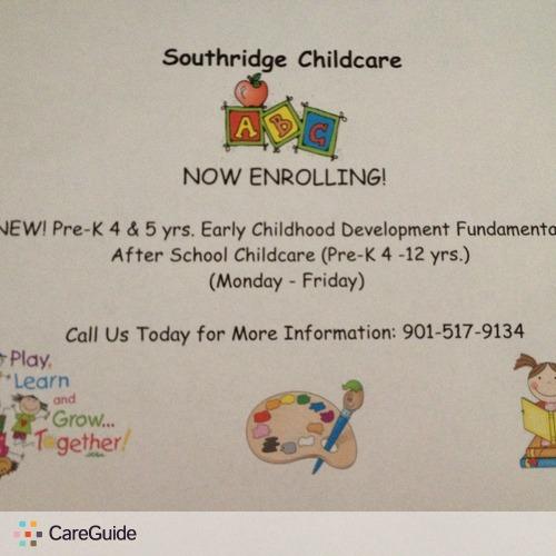 Child Care Provider Claudette M's Profile Picture