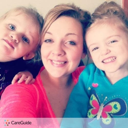 Child Care Provider Amber B's Profile Picture