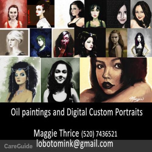 Painter Provider Maggie Thrice's Profile Picture