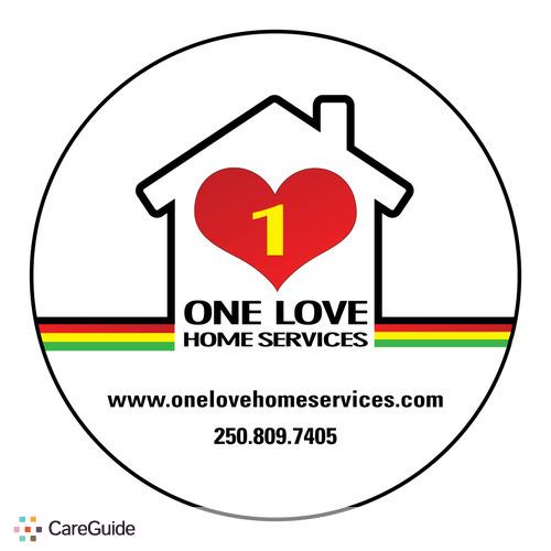 Handyman Provider One Love Home Servcies's Profile Picture