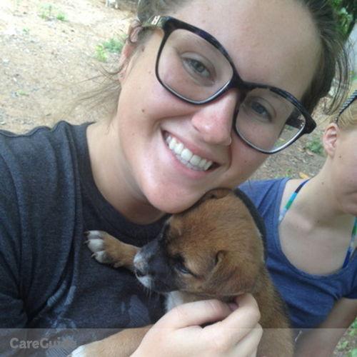 Pet Care Provider Brittany Preston's Profile Picture