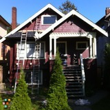Painter in Vancouver
