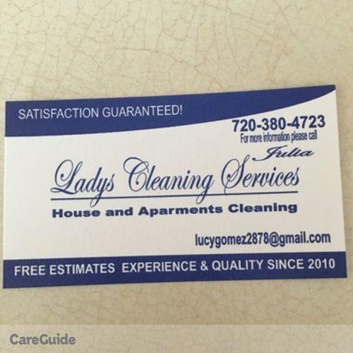 Housekeeper Provider Julia Gomez's Profile Picture